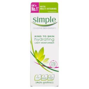 simple hydrating cream