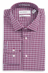 The Nordstrom Calibrate Slim-Fit Dress Shirt