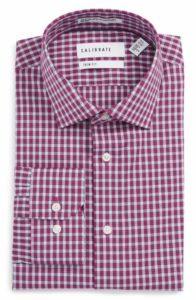 The Nordstrom Calibrate Slim-Fit Dress Shirt